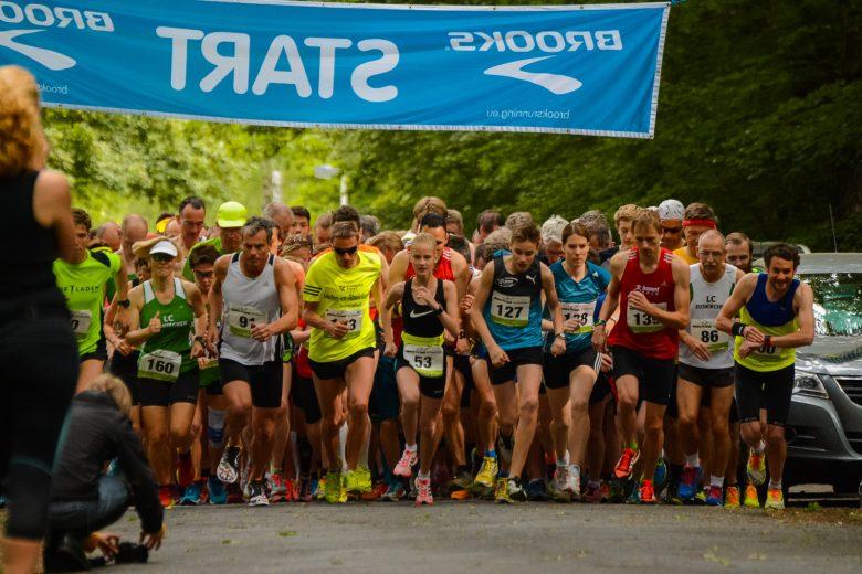 Melpomene Straßenlauf mit Kreismeisterschaften